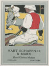 Hart Schaffner Marx - good clothes makers 1927