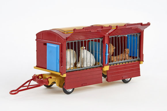 Corgi Toys 1123 Chipperfields Circus Animal Cage