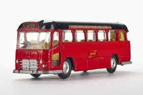 Corgi Toys 1120 Midland Red Motorway Express Coach