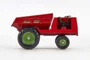 Matchbox King Size K-2 Muir-Hill Dumper