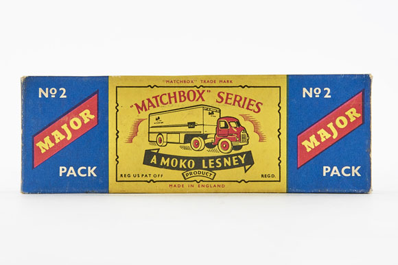 Matchbox M-2 Bedford Articulated Truck  OVP