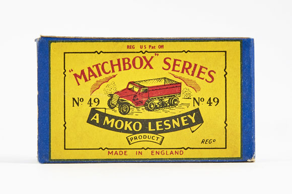 Matchbox 49 M3 Personnel Carrier OVP