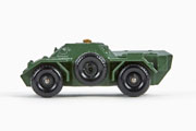 Matchbox 61 Army Scout car