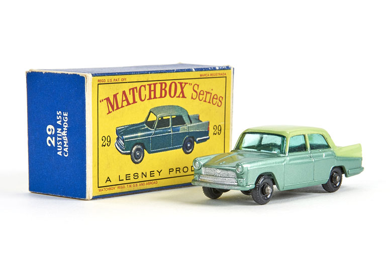 Matchbox 29 Austin A 55 Cambridge