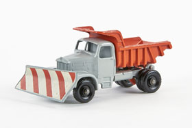 Matchbox 16 Scammell Mountaineer Snowplough