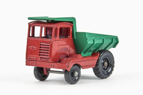 Matchbox 2 Muir Hill Dumper