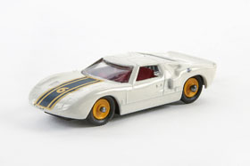 Matchbox 41 Ford G.T. Racer