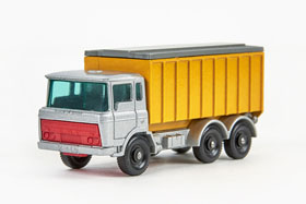 Matchbox 47 DAF Tipper Container Truck