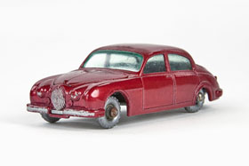 Matchbox 65 Jaguar 3.4 Litre Sedan