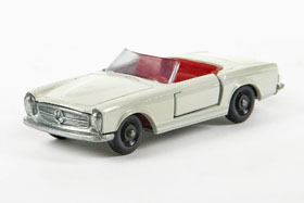 Matchbox 27 Mercedes 230 SL