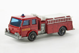 Matchbox 29 Fire Pumper Truck