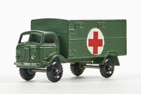 Matchbox No. 63 Ford 3 Ton 4x4 Service Ambulance
