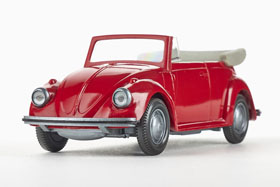 Wiking 1:40 VW Käfer Cabriolet